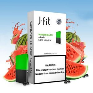 (J-fit) jull watermelon pod in vape Abu Dhabi