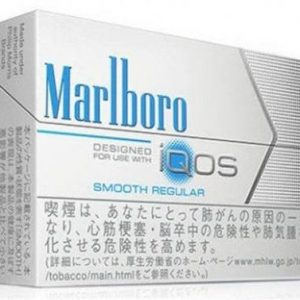 Iqos Marlboro heatstick smooth regular cigarette(1 cartoon) IN VAPE DUBAI