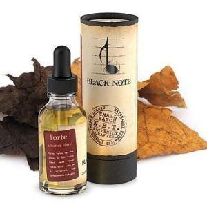 Black note forty E-Juice in Abu Dhabi