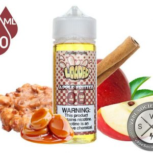 Apple fritter-loaded e - juice ruthless 120ml in vape Abu Dhabi