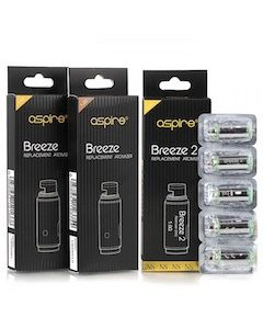 Aspire breez 2 u tech replacement coil in vape Abu Dhabi