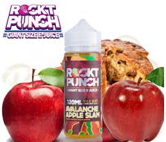 ROCKT PUNCH BY AVALANCHE APPLE SLAM-DUBAI