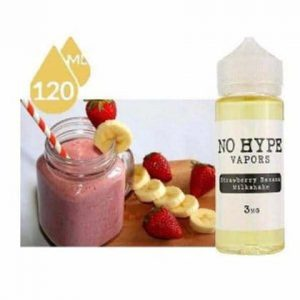 STRAWBERRY BANANA MILKSHAKE BY NO HYPE-UAE
