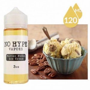 Butter Pecan Ice Cream By No Hype Vapor's-Dubai