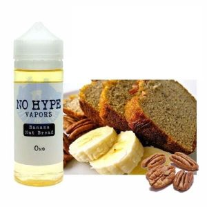 Banana Nut Bread By No Hype Vape Dubai