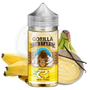 Banana By Gorilla Custard in Dubai/UAE