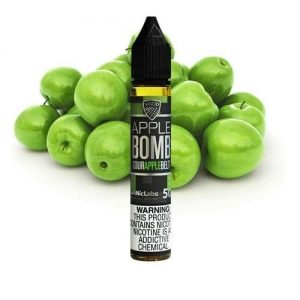 Apple Bomb Nic Salt in Dubai-UAE