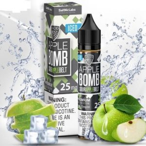 Apple Bomb Iced Nic Salt in Dubai/UAE