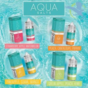AQUA Pure Nic Salt 30ML Vape Dubai-UAE