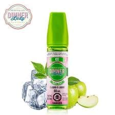 Apple Sours Ice By Dinner Lady 60ML VAPE DUBAI