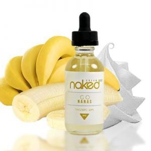 Banana by Naked 100 Cream 60ML IN DUBAI