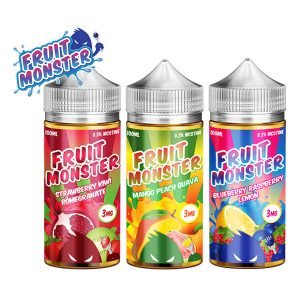 Fruit monster 100ml e liquid In Dubai/UAE