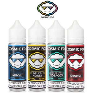 Cosmic fog 60ml e liquid 1pcs in Dubai