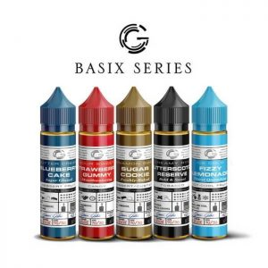 Basix series 60ml e liquid 1pcs in Vape Abu Dhabi